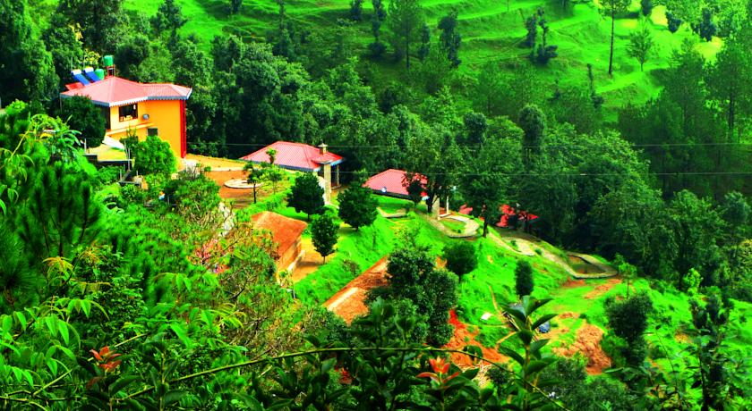 Himalaya Darshan Resort in Kausani