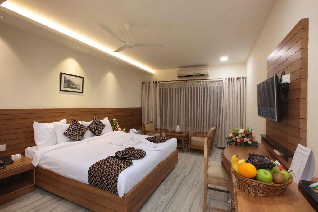 Hotel Anjali Park in Kottayam