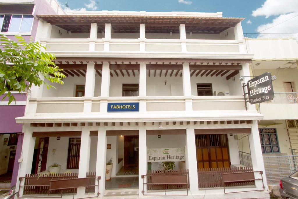 Fabhotel Esparan Heritage in Pondicherry