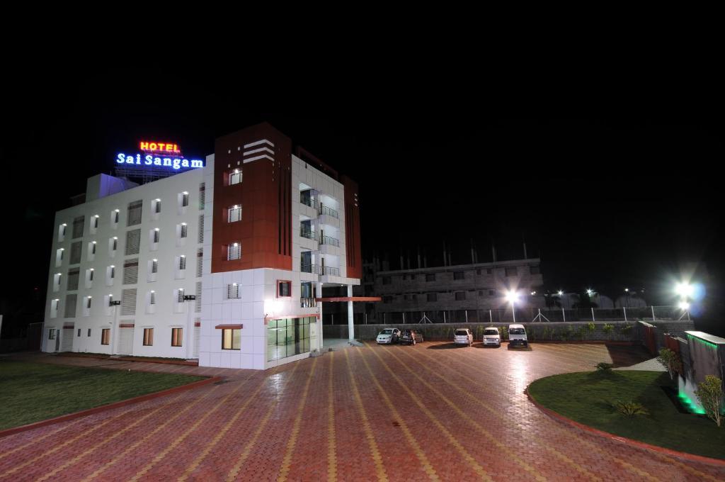 Hotel Sai Sangam in Shirdi