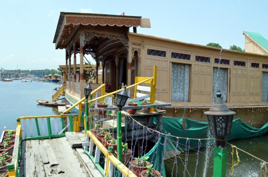 Sea Hawk Group Of Houseboat in Srinagar