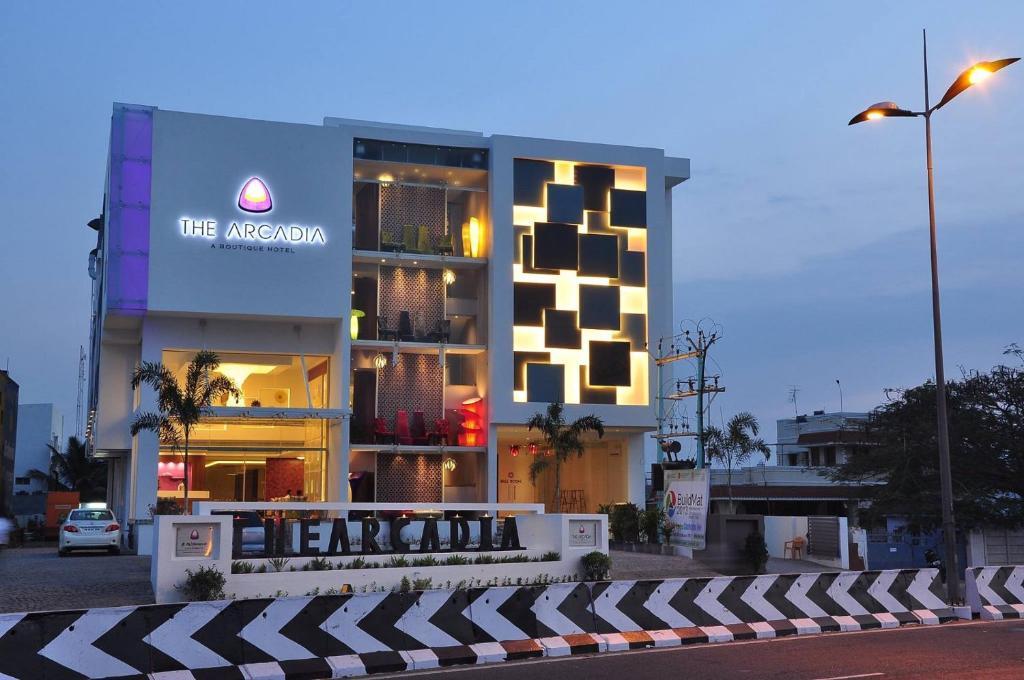 The Arcadia in Coimbatore