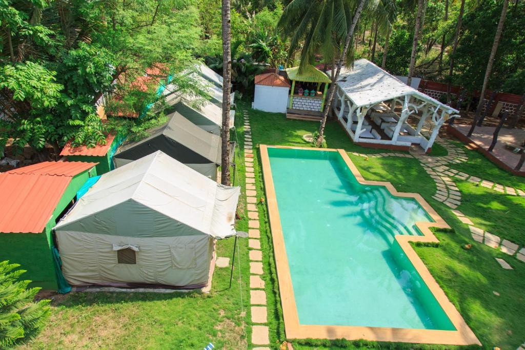 Wanderers Hostel in Goa