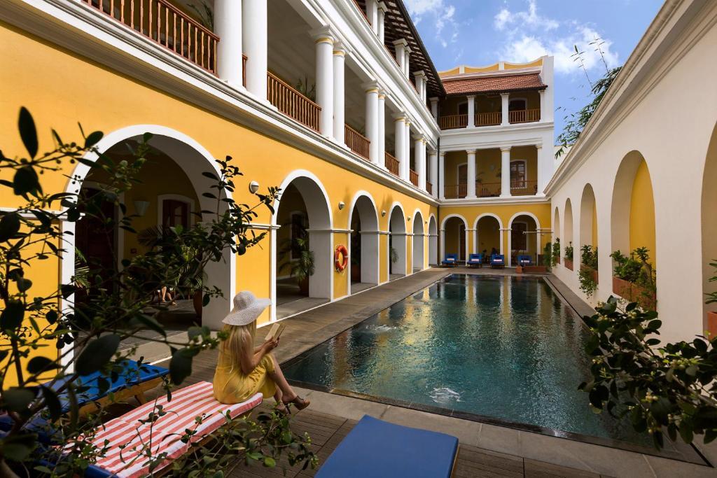 Palais De Mahe - Cgh Earth in Pondicherry
