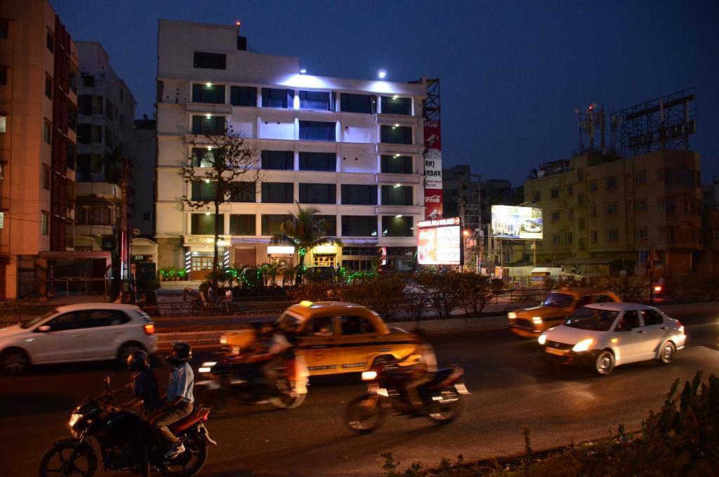 Hotel Raj Palace in Kolkata
