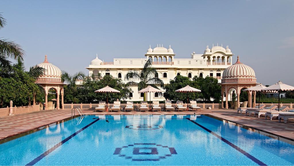 Laxmi Niwas Palace in Bharatpur