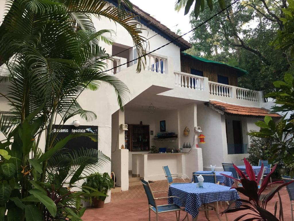 Hotel Oceanic in Goa
