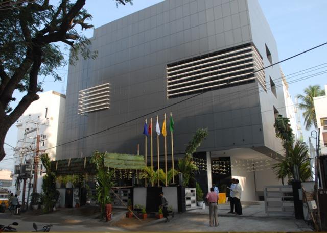 Vijay Park Inn in Coimbatore