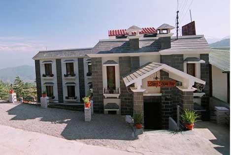 Sun n Snow Inn in Kausani