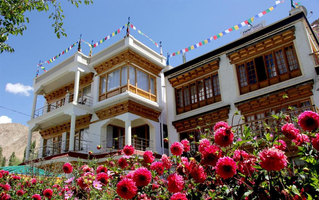 New Moon Guest House in Ladakh