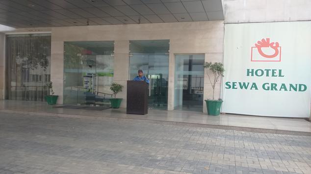 Quality Hotel Sewa Grand in Faridabad