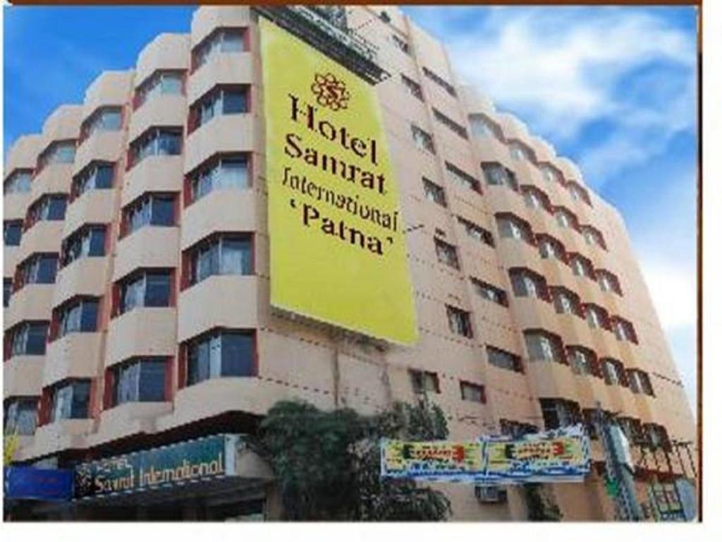 Hotel Samrat International in Patna