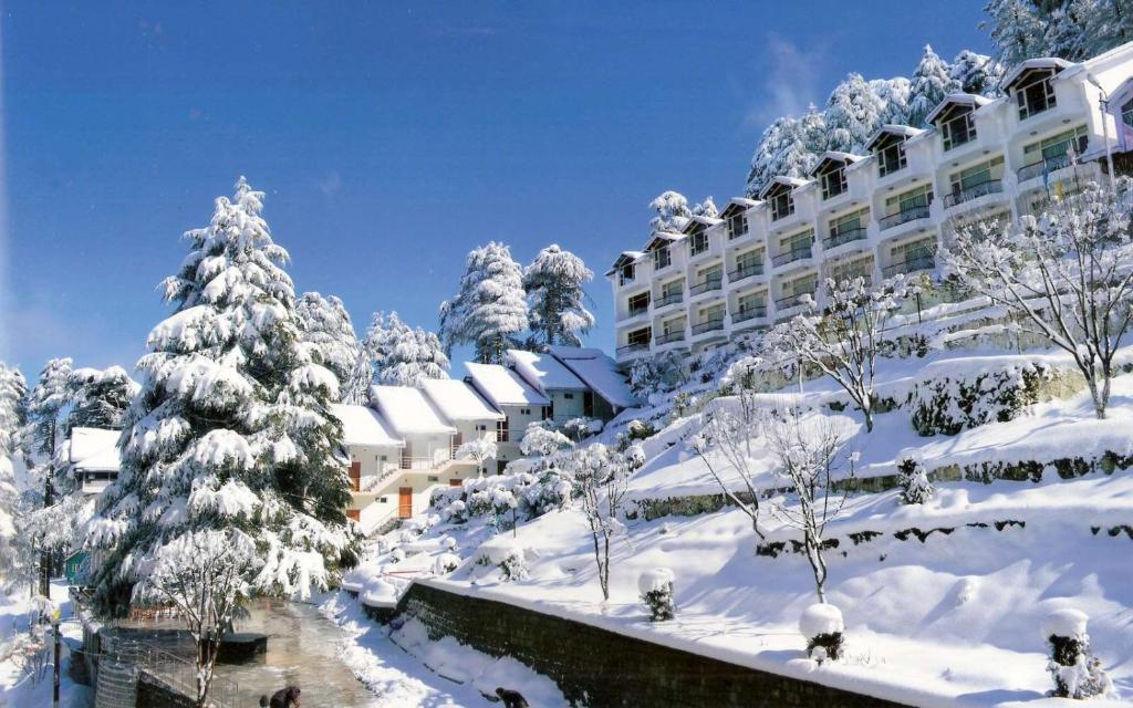 Hotel Green Top in Patnitop