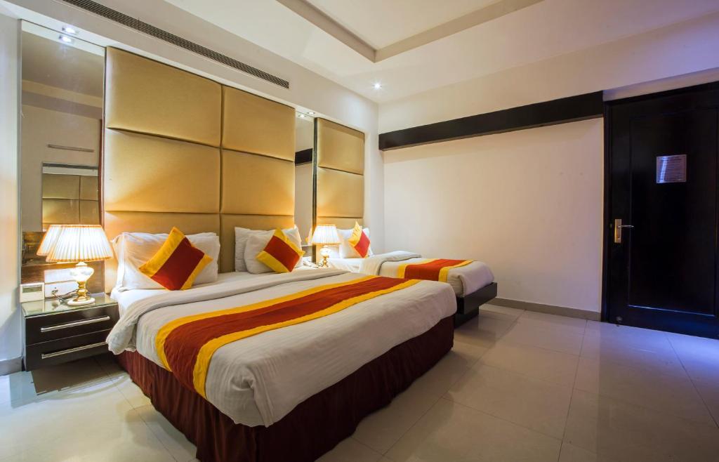 Hotel Krishna in New Delhi