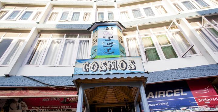 Cosmos Hotel in Shimla