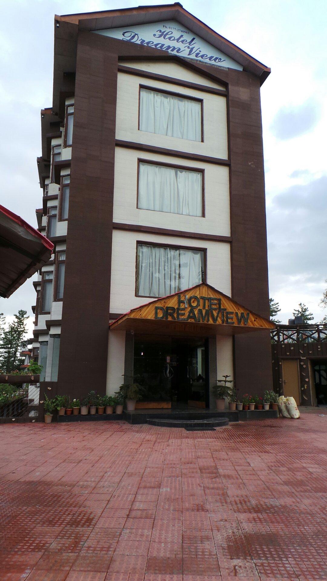 Hotel Dream View in Shimla