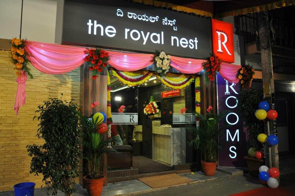 The Royal Nest Bangalore in Bengaluru