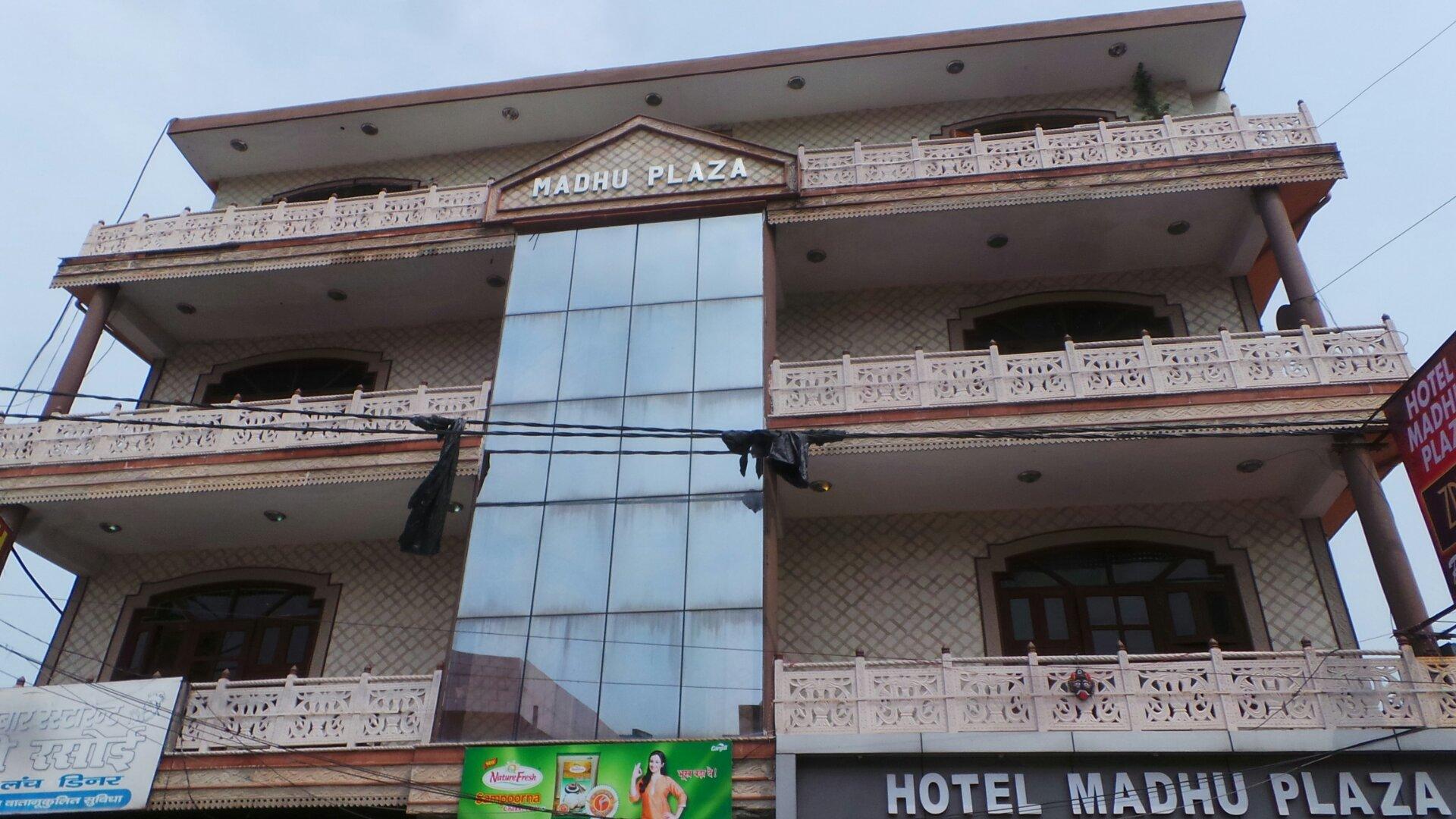 Hotel Madhu Plaza in Haridwar