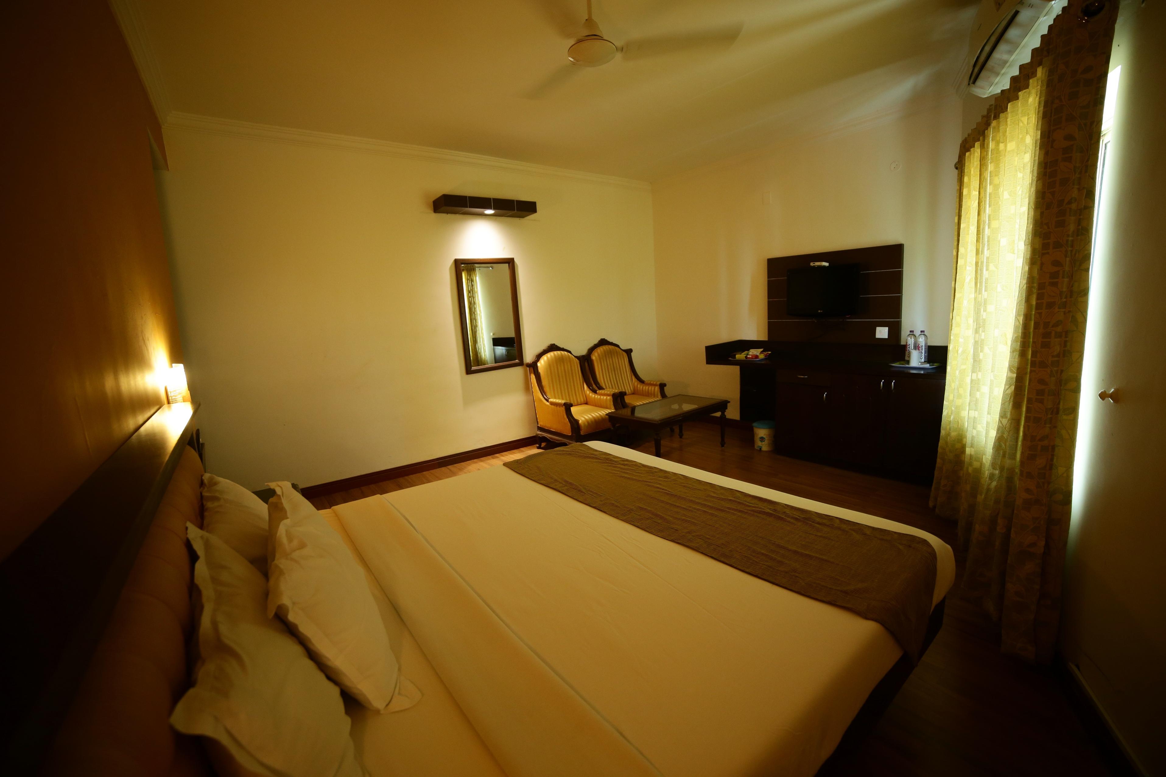 The Vyshakh International Hotel in Guruvayoor
