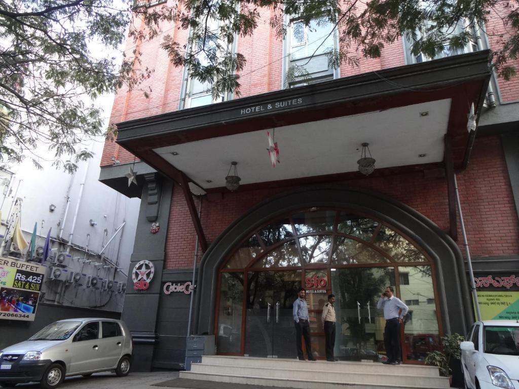 Sfo Hotel And Suites in Bengaluru
