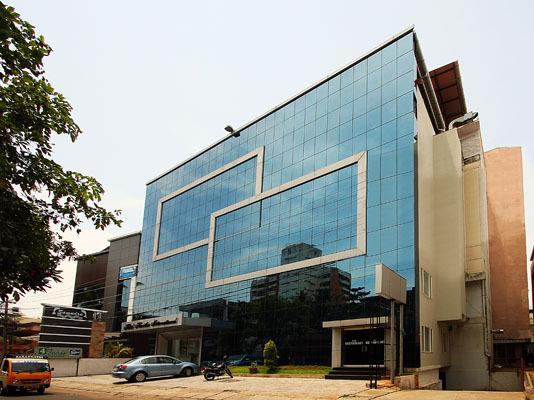 Hotel Kavitha International in Cochin