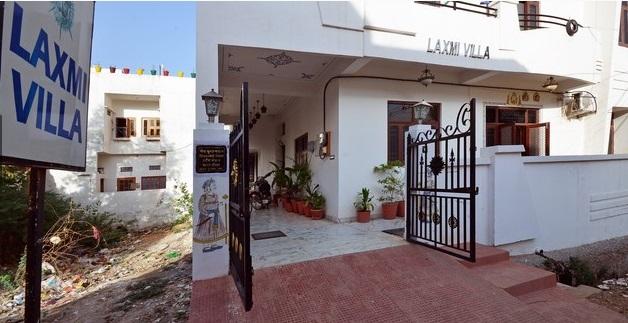 Hotel Laxmi Villa in Udaipur