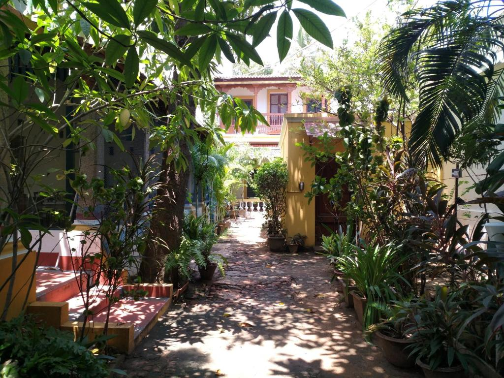 Dumas Guest House in Pondicherry