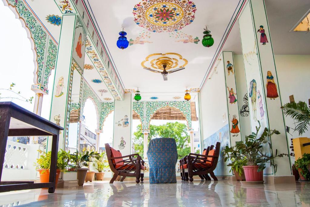 Hotel Rising Star in Pushkar