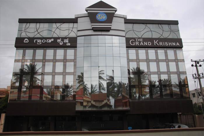 The Grand Krishna Luxury Hotel in Chikmagalur