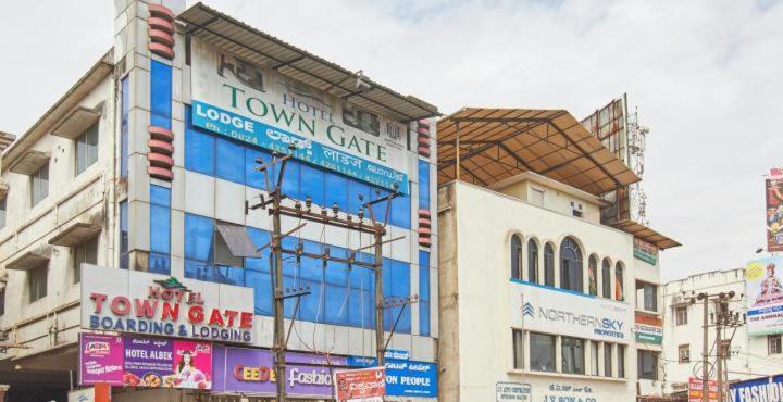 Hotel Town Gate in Mangalore