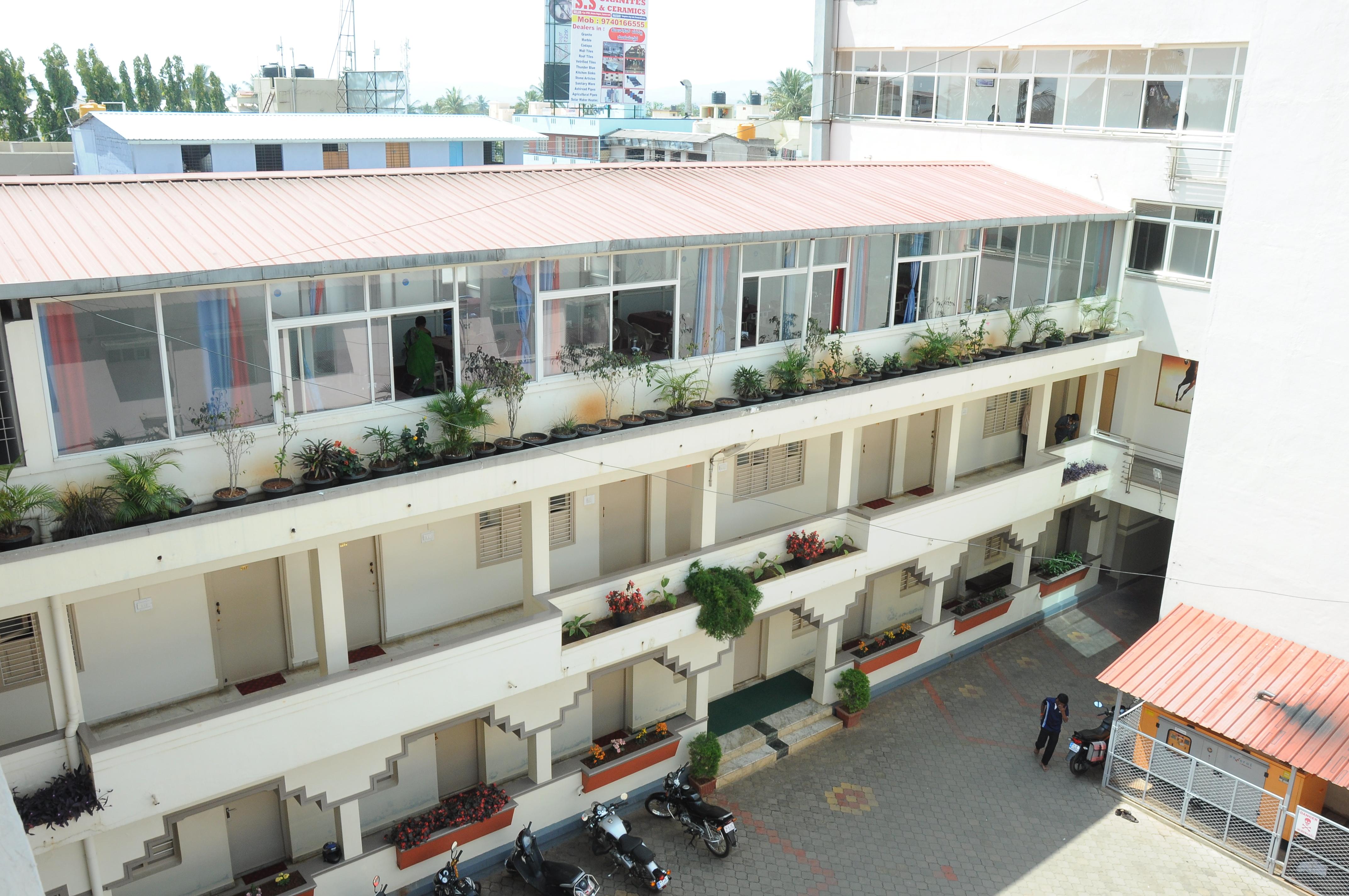 Hotel Vasanth Vihar in Chikmagalur
