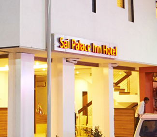 Hotel Sai Palace Inn in Shirdi