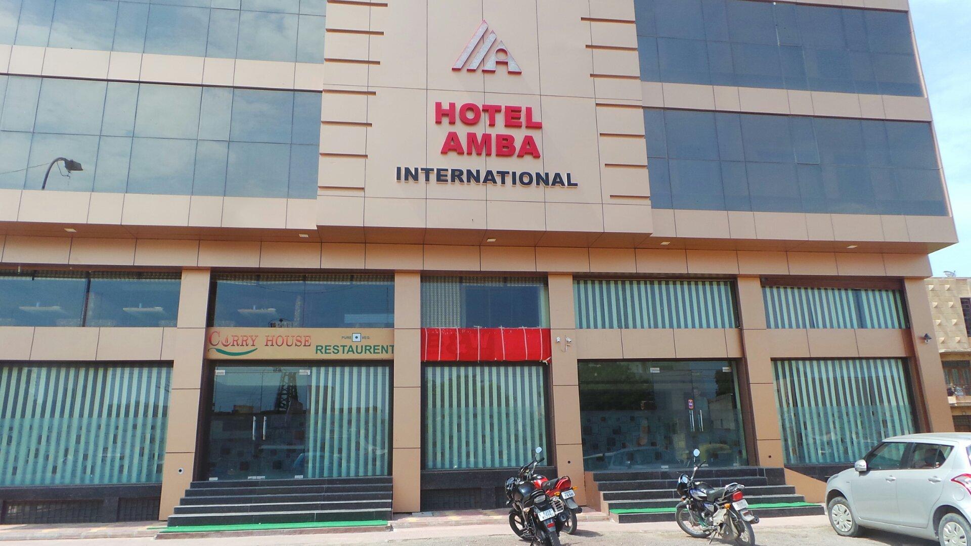 Hotel Amba International in Jodhpur