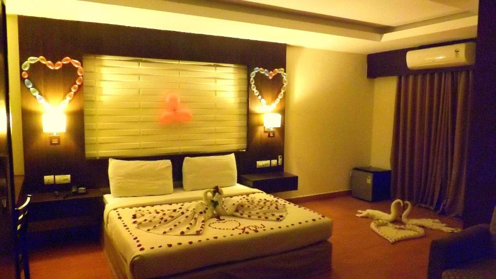 Castle International Premium Hotel in Kushalnagar