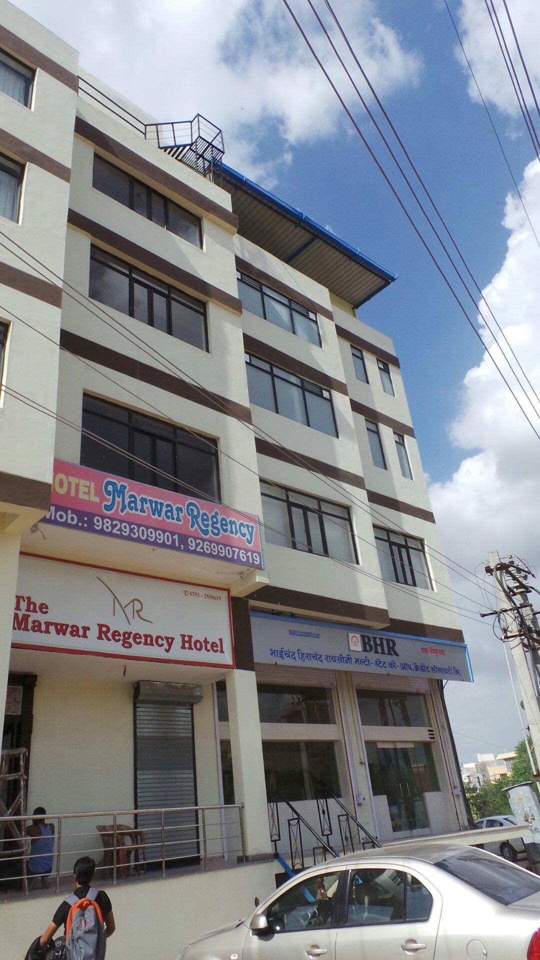 The Marwar Regency Hotel in Jodhpur