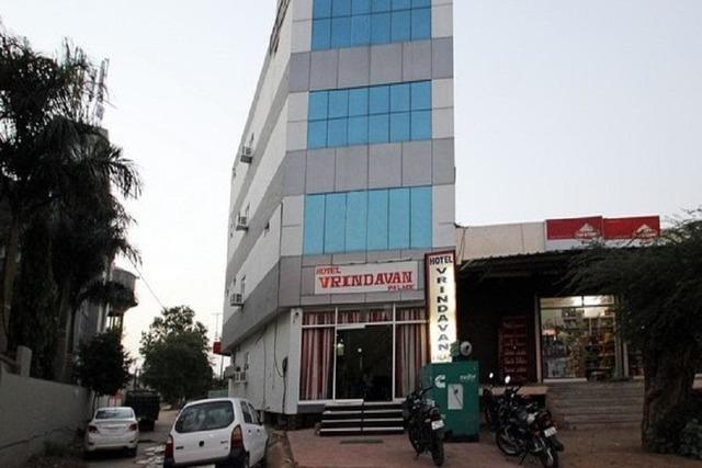 Hotel Vrindavan Palace in Sawai Madhopur