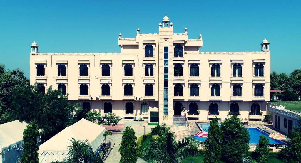 Ranthambhore National Resort in Sawai Madhopur