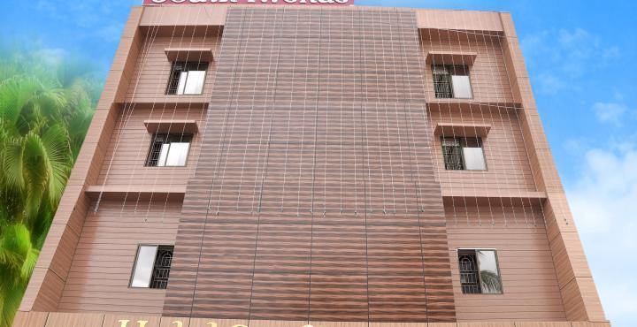 Hotel South Avenue in Tirunelveli