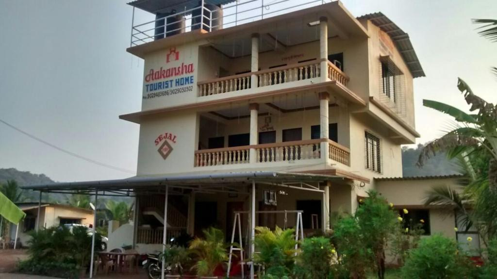 Aakansha Tourist Home in Alibag