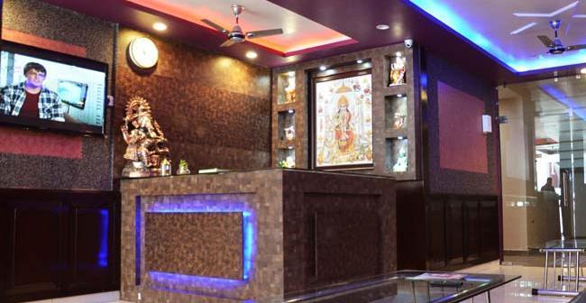 Hotel Modern Palace in Haldwani