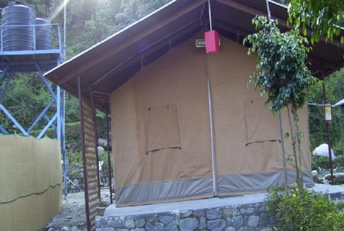 Mahasheer Fishing Camps in Corbett