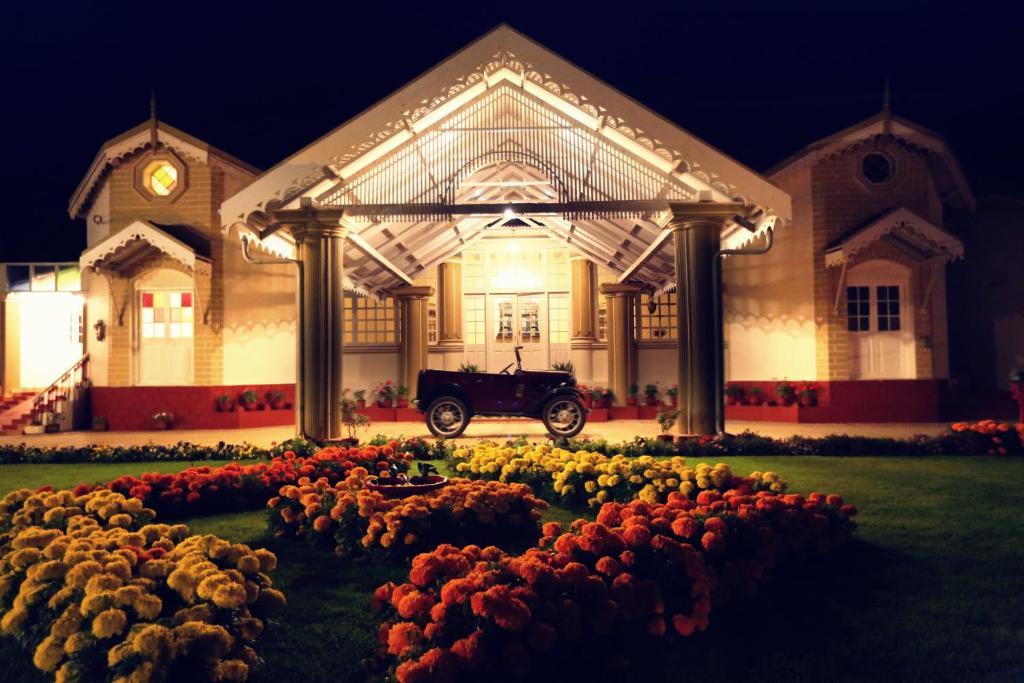 The Grange Hotel in Ooty