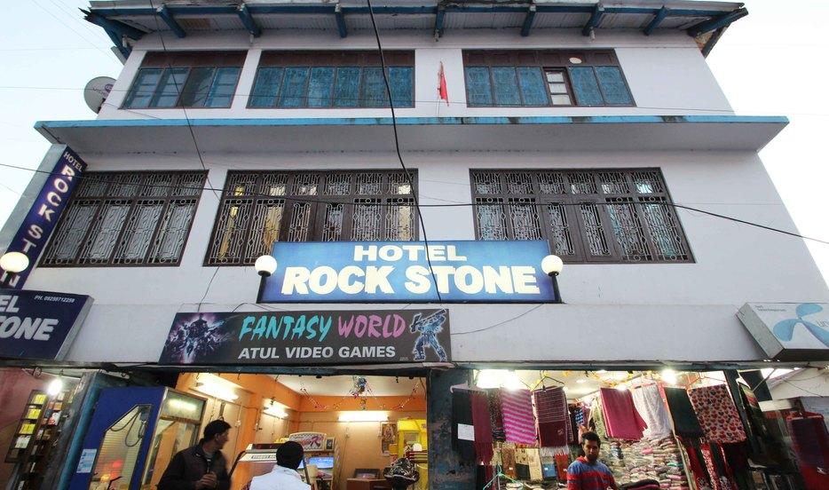 Hotel Rock Stone in Mussoorie