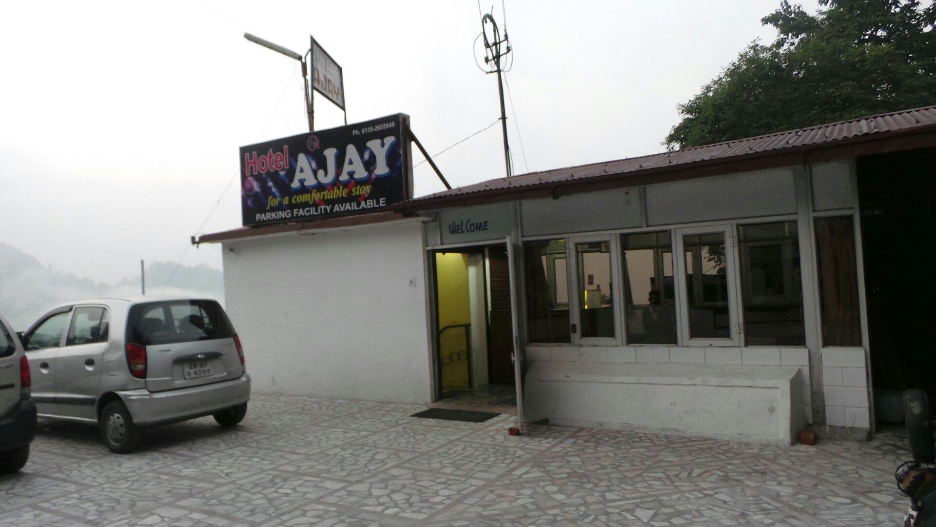 Hotel Ajay in Mussoorie