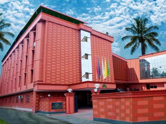 The Woodlands Hotel in Wayanad