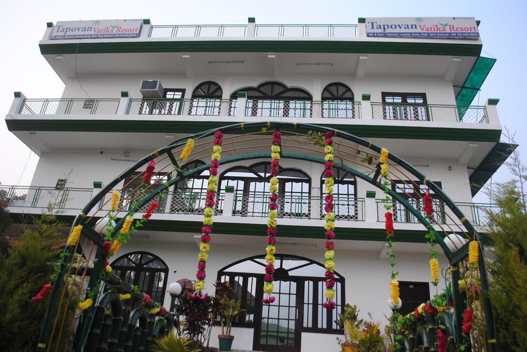 Tapovan Vatika Resort in Rishikesh