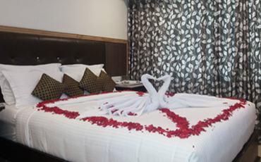Hotel Central Park in Hyderabad