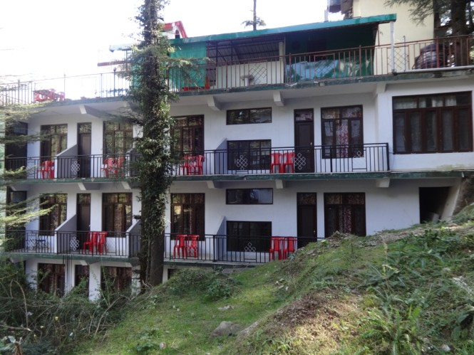 Hotel Kumar Residency in Dharamsala