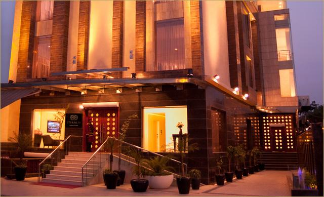 Hotel Eternity in New Delhi