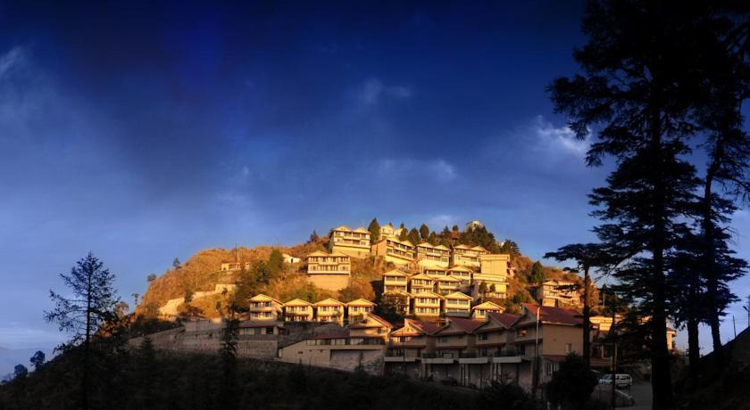 Avalon Resort in Mussoorie